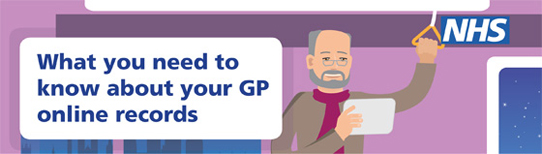 What you need to know about your GP online records